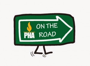 PHA On the Road