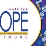 PHA Hosts Baltimore Walk for Hope to Raise Awareness Next Sunday