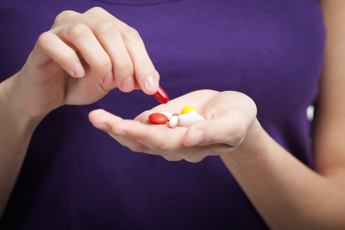 antidepressants and iPAH