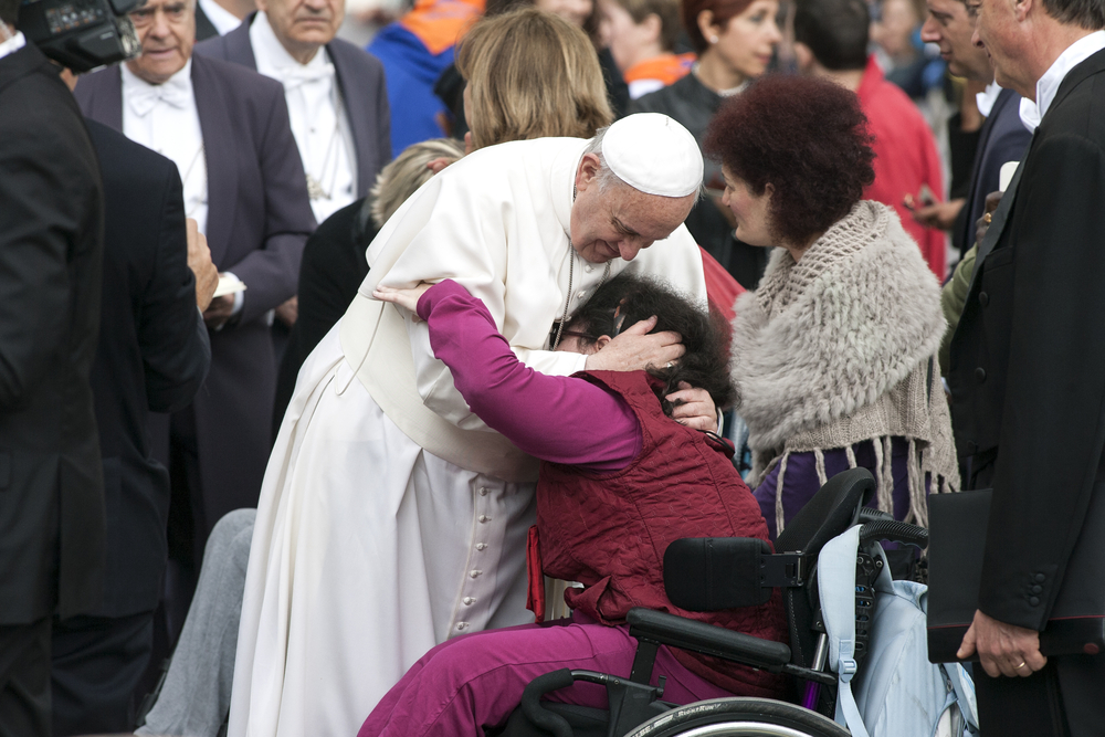 New Jersey Boy with PH Blessed by Pope, As Boy's Little Sister Asks For Prayers for Fellow PH Patients