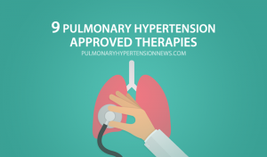 approved therapies pulmonary hypertension