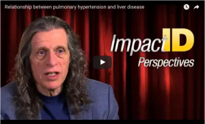 pulmonary arterial hypertension and liver disease