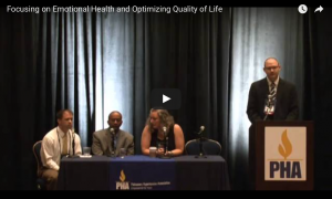 Focusing on Emotional Health and Optimizing Quality of Life