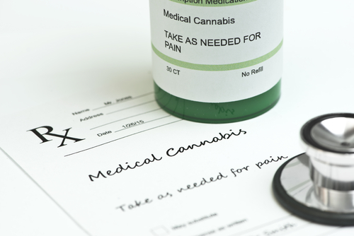 medical cannabis and PH