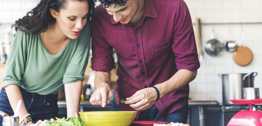 Dating service for foodies