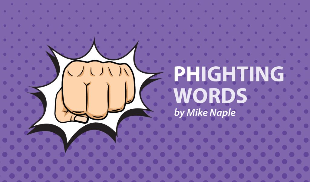 PHighting Words Mike Naple