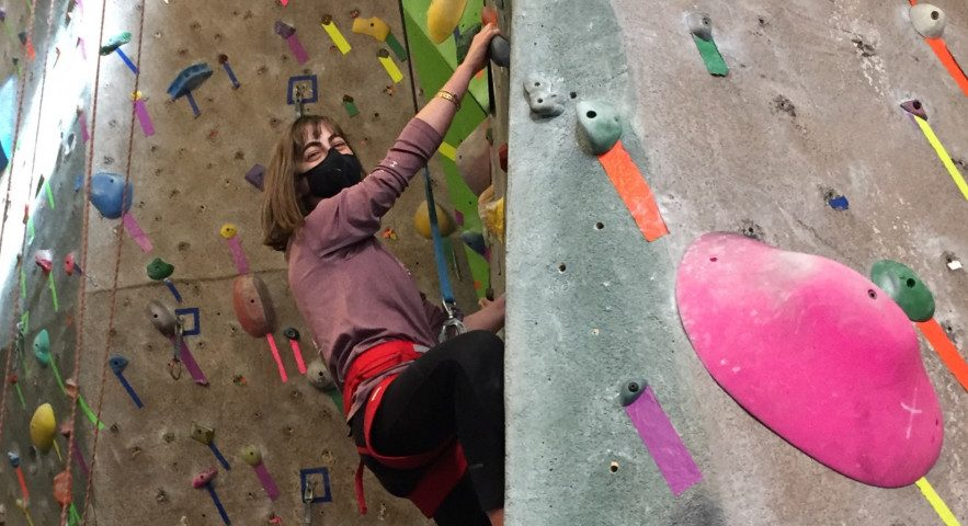 Rock Climbing and My Second Chance at Childhood