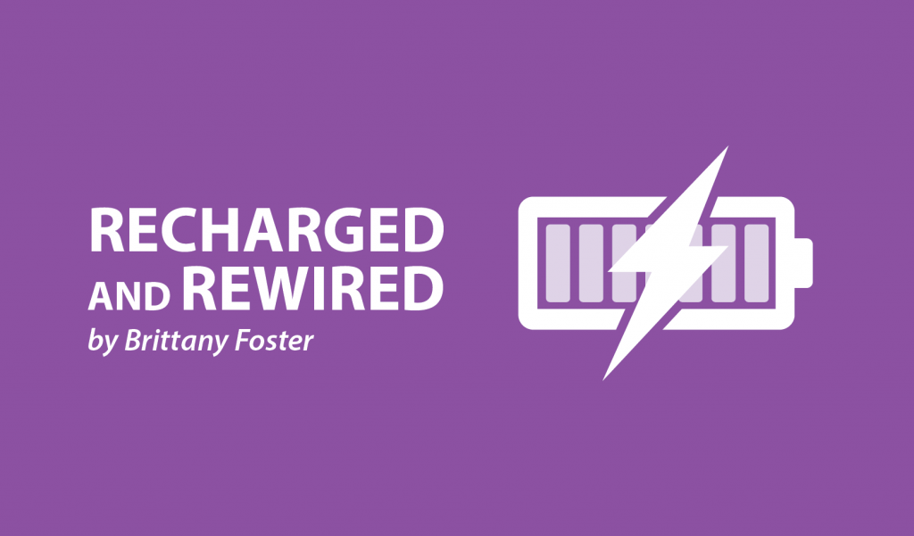 recharged rewired