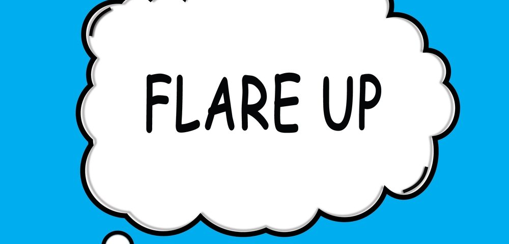 When Flare-ups Trigger Anxiety and Depression