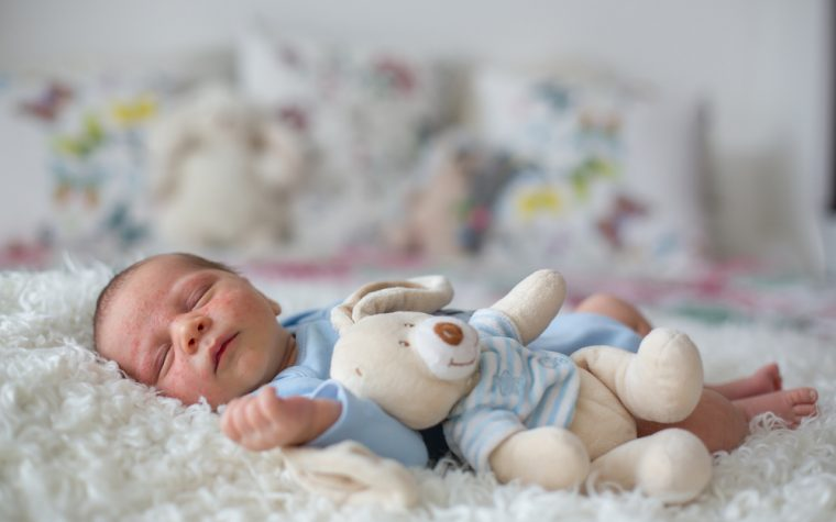 BPD in premature infants