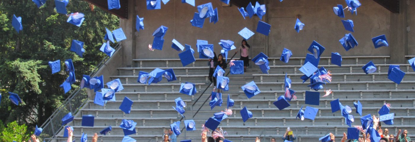 Walking Together: My Sons' High School Graduation Was Extra Special