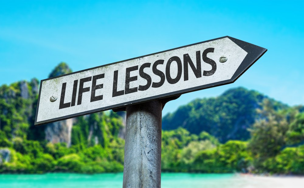 rest, life lessons