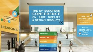 The European Conference on Rare Diseases took place May 14–15 online.