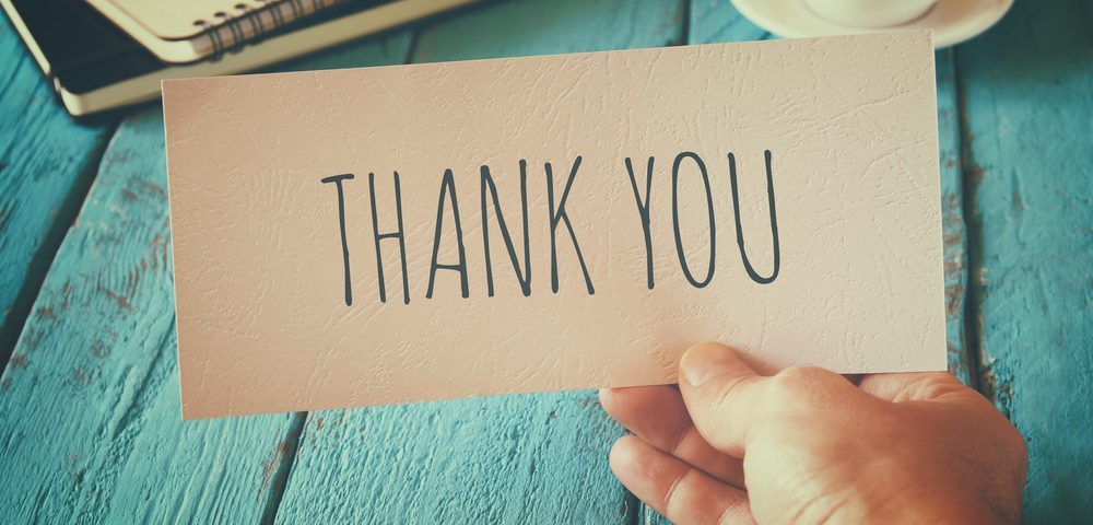 Reflections From a Thankful Caregiver