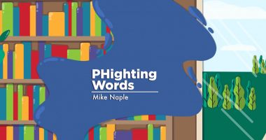 Banner for Phighting Words Column